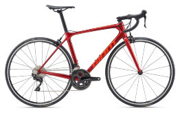 "Велосипед 28"" Giant TCR Advanced 2 KOM 2020"