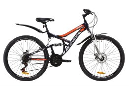 Велосипед 26'' DISCOVERY CANYON DD 2020